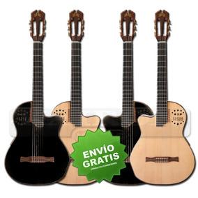 Guitarra Criolla Clasica La Alpujarra Alpumidi Eq Midi
