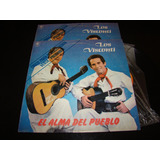 Los Visconti El Alma Del Pueblo Promo 1986 Vinilo Lp Nm+