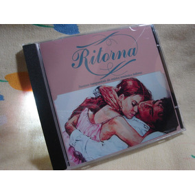Rita Pavone Sergio Endrigo Ritorna Cd Remasterizado Italiana