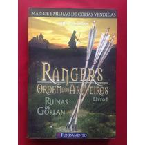 Livro - Rangers Ordem Dos Arqueiros - Vol. 1 - Seminovo
