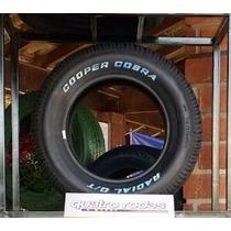 Pneu Cooper Cobra 235/60r15 Letras Brancas Opala