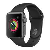 Apple Watch S2 A1757 38mm Grey Aluminum (mnng2b/a) - Barulu