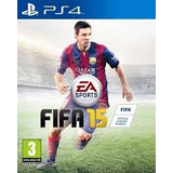 Fifa 15 Ps4 Playstation 4