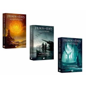 Kit Livros Coleção Filhos Do Éden (3 Livros) #