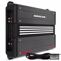 Módulo Amplificador Hurricane H1 650.4 Digital 2600w Rms 4 C