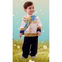 Disfraz Principito Completo Para Bebes Hermoso Miralo Jiujim