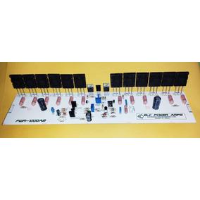 Placa Montada Amplificador De Audio 1000w Rms Potencia