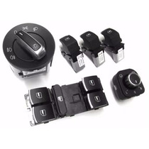 Kit Switch Jetta A6 Bora Golf Passat Volkswagen C/ Eurosw