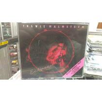 Yngwie Malmsteen Eclipse Japones 2 Cd Tracks Instrumentales