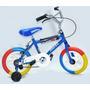 Bicicletas Rod 12 Nene O Nena Con Gomas Eva Piñon Libre
