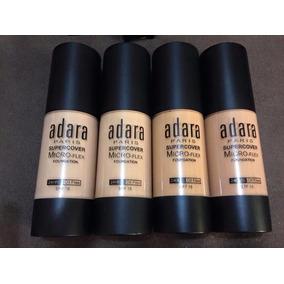 Maquillaje Supercover Adara 4 Tonos $200.00 C/u