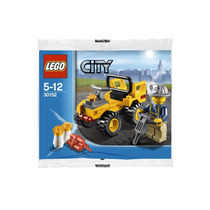 Lego City 30152 Motoconformadora - Polybag