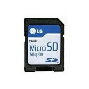 Adaptador Micro Sd Marca Lg Tengo Cantidad