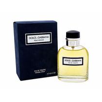 Perfume Dolce & Gabbana Masculino 125ml Edt Pour Home Origin