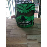 Mascara Motero 100% Algodon