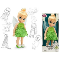 Boneca Sininho Tam/40cm.original Da Loja Disney P/entrega