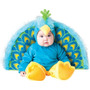 Disfraz Precioso Pavo Real Para Bebé Niña Talla 12-18 Meses