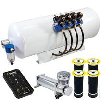 Kit Ar Em Bloco 8x1+ Controle I-system - Fiat Bravo