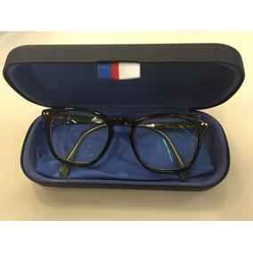 Armação De Oculos De Grau Tommy Hilfiger Feminina