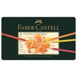 Lápis De Cor Polychromos Com 60 Cores Faber Castell
