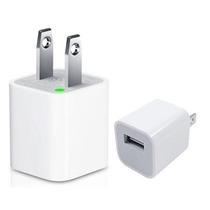 Cubo Cargador Usb De Pared Iphone Ipod Tablet Celular Bocina
