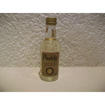 Botellita Miniatura De Whisky Paddy Cerrada!!