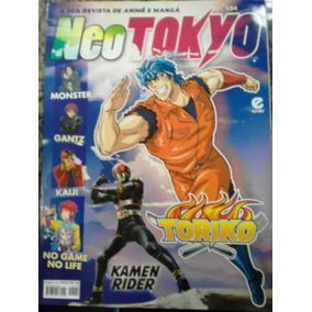 Revista Neo Tokyo Ed 104 - Toriko