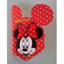 Convite Especial - Minnie Vermelha (10 Unidades)