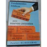 Fundamentos Bìblicos (libro Nuevo)