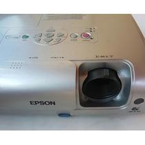 Projetor De Imagem Data Show Epson Power Lite S4+