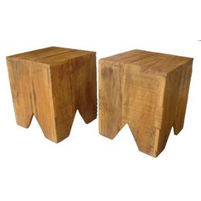 banco banqueta banquinho madeira rstico