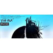 Divididos Vivo Aca Reedicion 2016 2 Cd + Dvd + Poster Nuevo