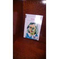 2 Livros Usado O Diário De Anne Frank E Admirável Mundo Novo