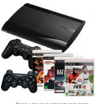 Playstation 3 Ps3 12gb Super Slim