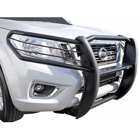 Burrera Nissan Frontier Np300 2016 A 2017 Negro Super Bronco