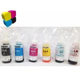 Tinta Epson Original Pack Para L800 6 Colores 70ml