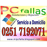 Servicio Técnico, Mantenimiento Computadoras. A Domicilio