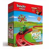 Trencity Pista 8 Kit Avanzado Curvas Rapidas Bunny Toys