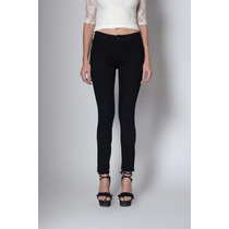 Pantalon Mujer Sweet Loli High Spinning Black Oficial