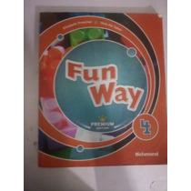 Livro - Fun Way 4