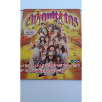 Álbum Chiquititas Bom Estado Incompleto Lote 2