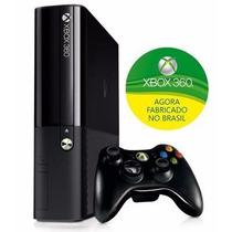 Console Xbox 360 Super Slim + Fonte Original + Nota Fiscal