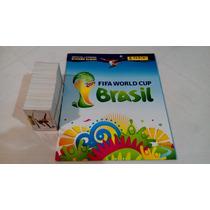 Album Panini Mundial Brasil 2014 Completo Sin Pegar