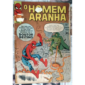 O Homem Aranha - Ebal - Número 4