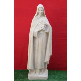 Imagen De Santa Teresa En Piedra París 85 Cm