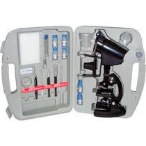 Microscópio Citiwel Xsp-2xt C/ 98 Pcs 300x/600x/1200+maleta