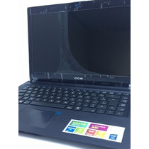 Notebook Intel Dualcore 4gb 500gb Original Webcam Wifi