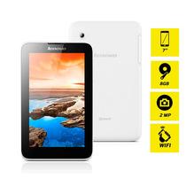 Tablet A7-30 7 8gb 2mp Wi-fi Lenovo 3300gv Recertificado