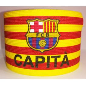 Gafete Capitan Barcelona Local Messi Neymar Iniesta Suarez