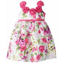 Hermoso Vestido Para Niñas / Talla 2